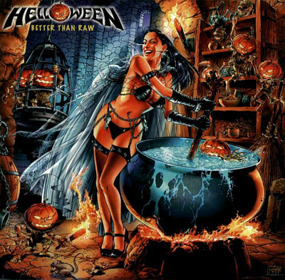 Helloween witch CD