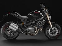 2013 Ducati Monster 1100 EVO Gambar Motor 4