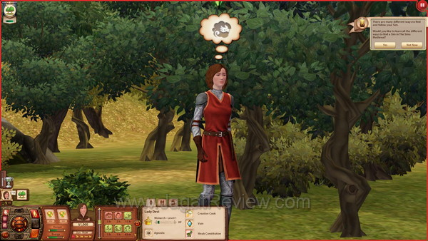 The Sims Medieval PC Game ~ Damar Andika's Personal Blog