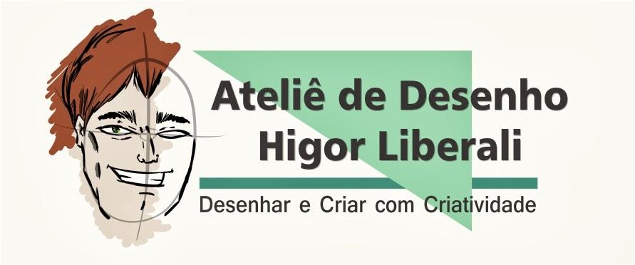 Higor Liberali Desenhos - Estúdio de Criação & Arte