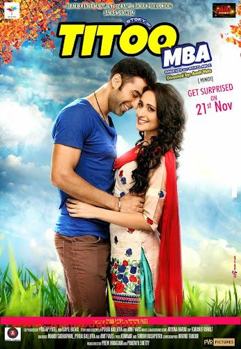 Titto MBA (2014) Movie Poster