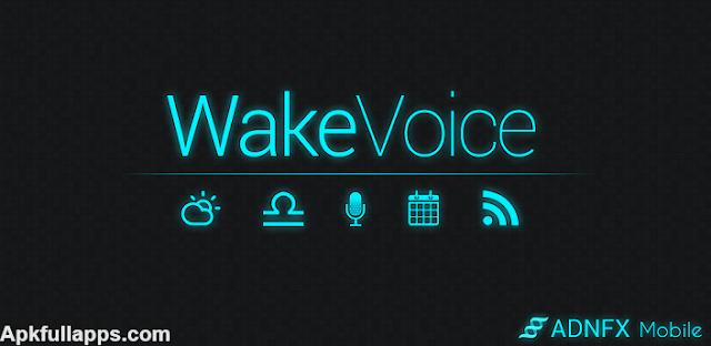 WakeVoice ★ vocal alarm clock v4.1.2