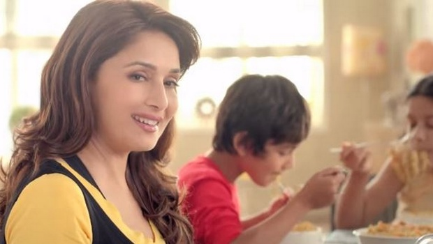 Madhuri Dixit Nene in Maggi Commercial