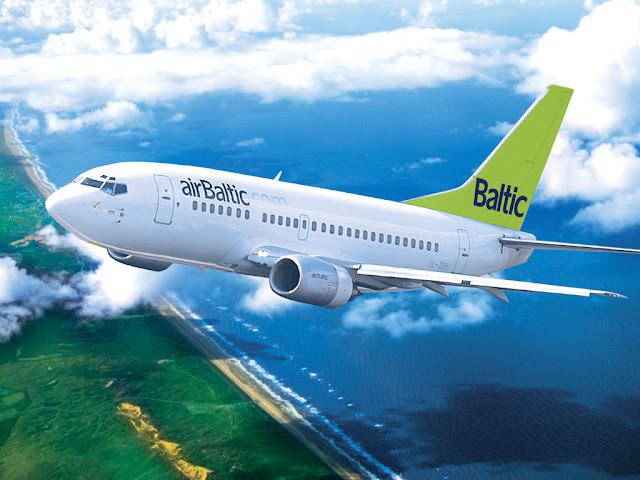 Распродажа авиабилетов в Европу от АirBaltic купить билеты по выгодной цене!