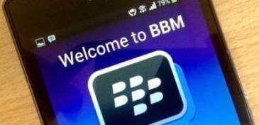 Aplikasi Chatting BBM Versi 10 dan Android