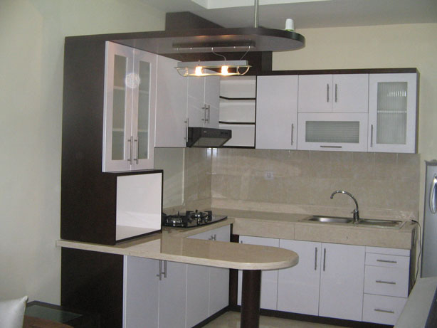 Dapur kecil nan cantik dan unik inspirasi seni for Cara bikin kitchen set