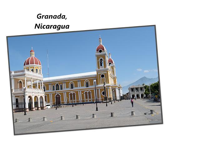 Granada au Nicaragua