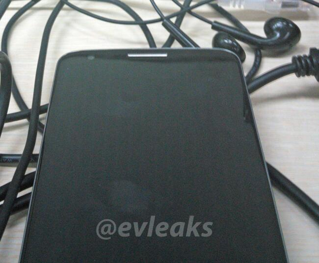 LG Optimus G2 Leaked Image