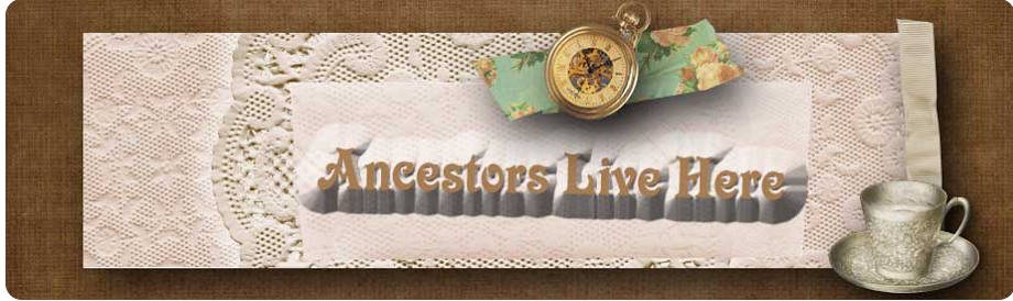 Ancestors Live Here