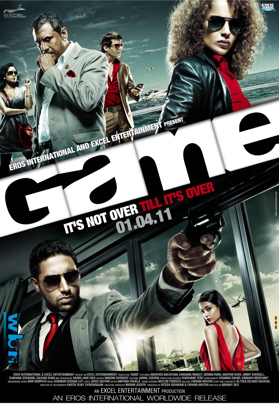 game bollywood full movie 2011