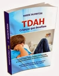 Lançamento. TDAH- crianças que desafiam