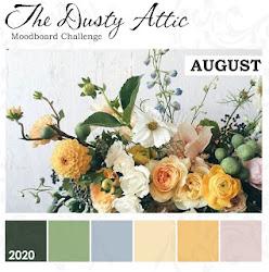 August Mood Board 2020