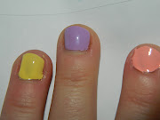 How cute is the Butter London logo! Here's each color quickly swatched two .