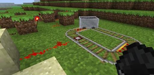 Rails Minecraft