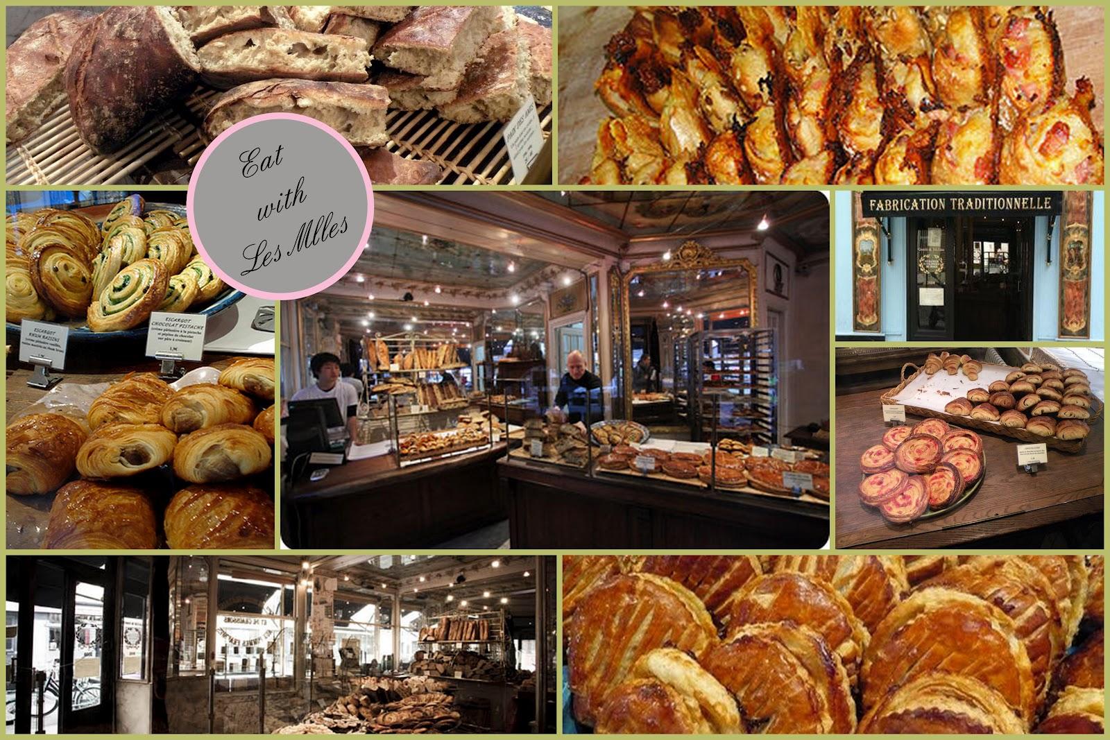 Guia de paris du pain et des id es for Salon du pain paris