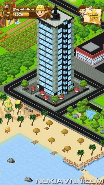... Little City... J2me Games