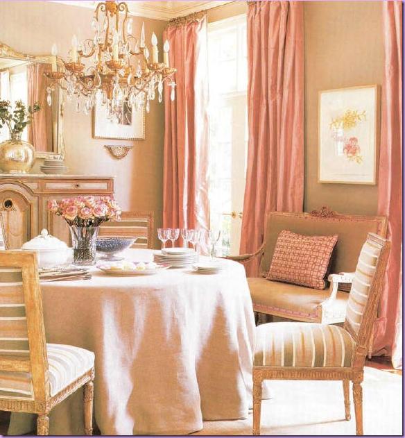 pink dining room minimalist home design minimalist