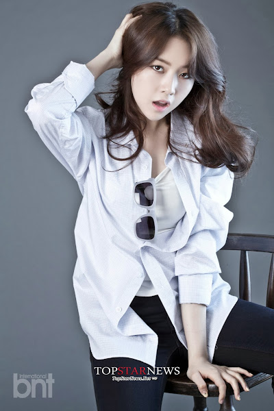 Girl's Day Minah bnt international