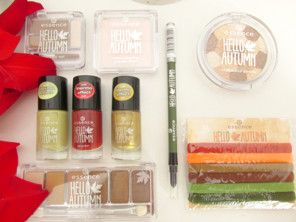 essence Hello Autumn Limited Edition