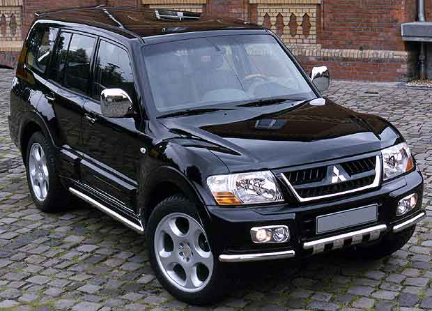 Mitsubishi Pajero Wallpaper And Specifications