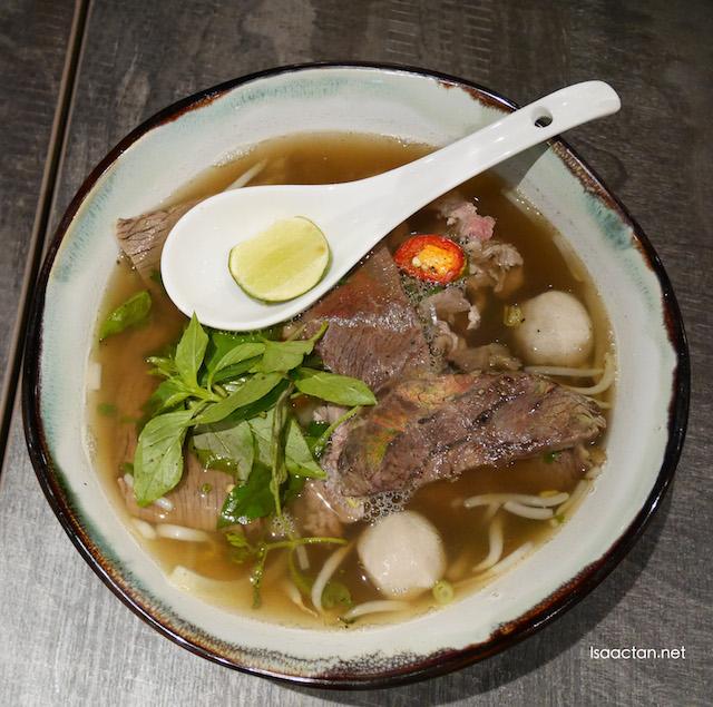 Vietnamese Beef Noodle Soup - RM17.90
