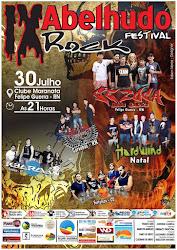 9º FESTIVAL ABELHUDO ROCK