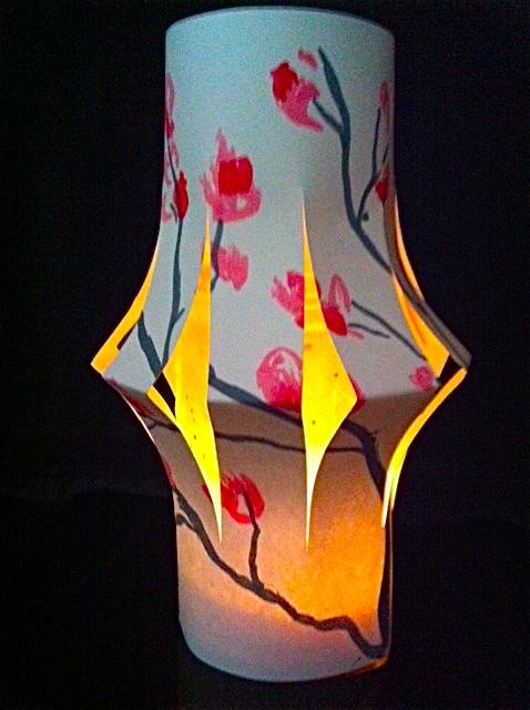 Japanese lantern diy laura bird miller for Japan craft