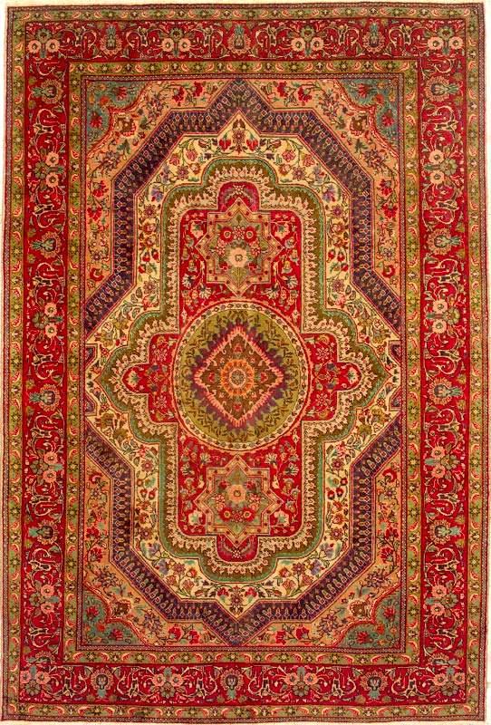 Ancient persian rugs 062811 187 vector clip art free clip art images