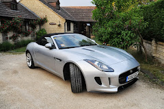 Love at first sight –the  Jaguar F-type