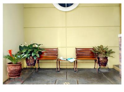 Model Kursi teras rumah minimalis