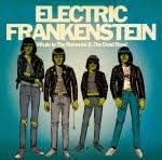 7'' - ELECTRIC FRANKENSTEIN - Tribute To The Ramones and The Dead Boys.