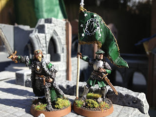 LOTR SBG The Last Kings Banner of Arnor