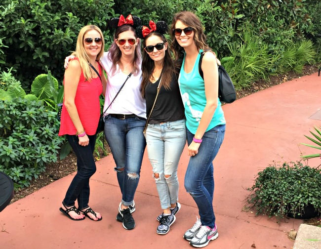 Disney World Recap - Epcot blogger meet up!