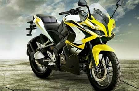 Bajaj Pulsar RS200 Full Fairing 2015