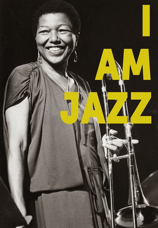 Here's jazz pioneer Melba Liston, who was born yesterday in 1926