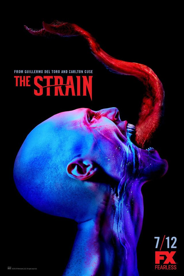 The Strain 2x12 - Fallen Light [HDTV] [Sub]