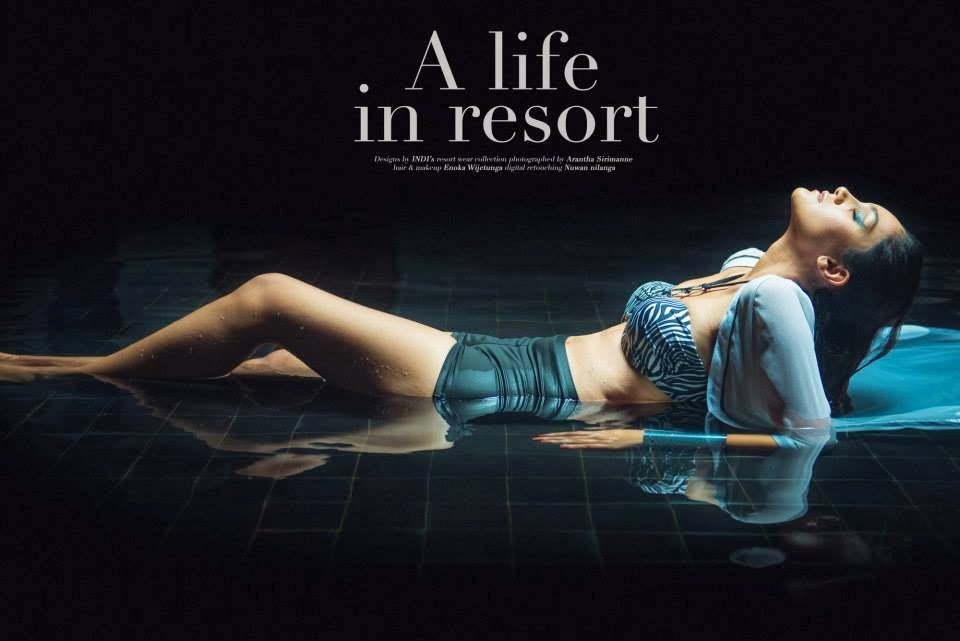 A LIFE IN RESORT
