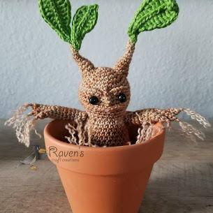 Mini Mandrake
