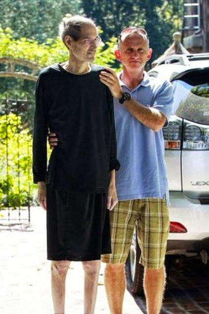 Ultima foto de Steve Jobs antes de morrer
