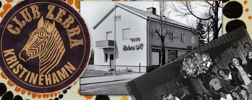 Club Zebra 1971-1980