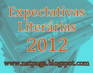 Expectativas Literárias 2012