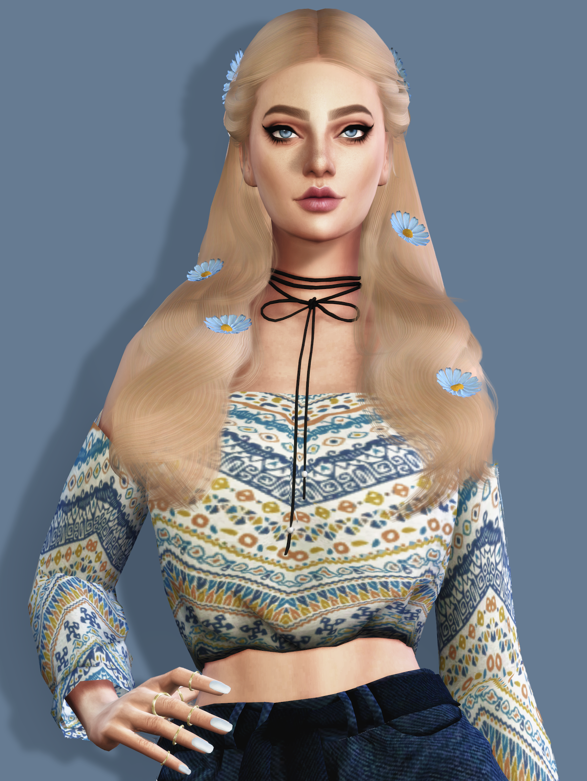 BlueRose-Sims