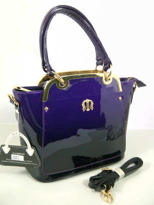 Tas Fashion Ori HK 69373 gradasi (Purple) LN350