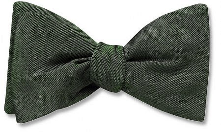 Thoreau bow tie from Beau Ties Ltd.