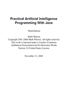 Free Artificial Intelligence Essays and Papers