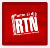 Prestador de Servicios, ponte al dia con el RTN!