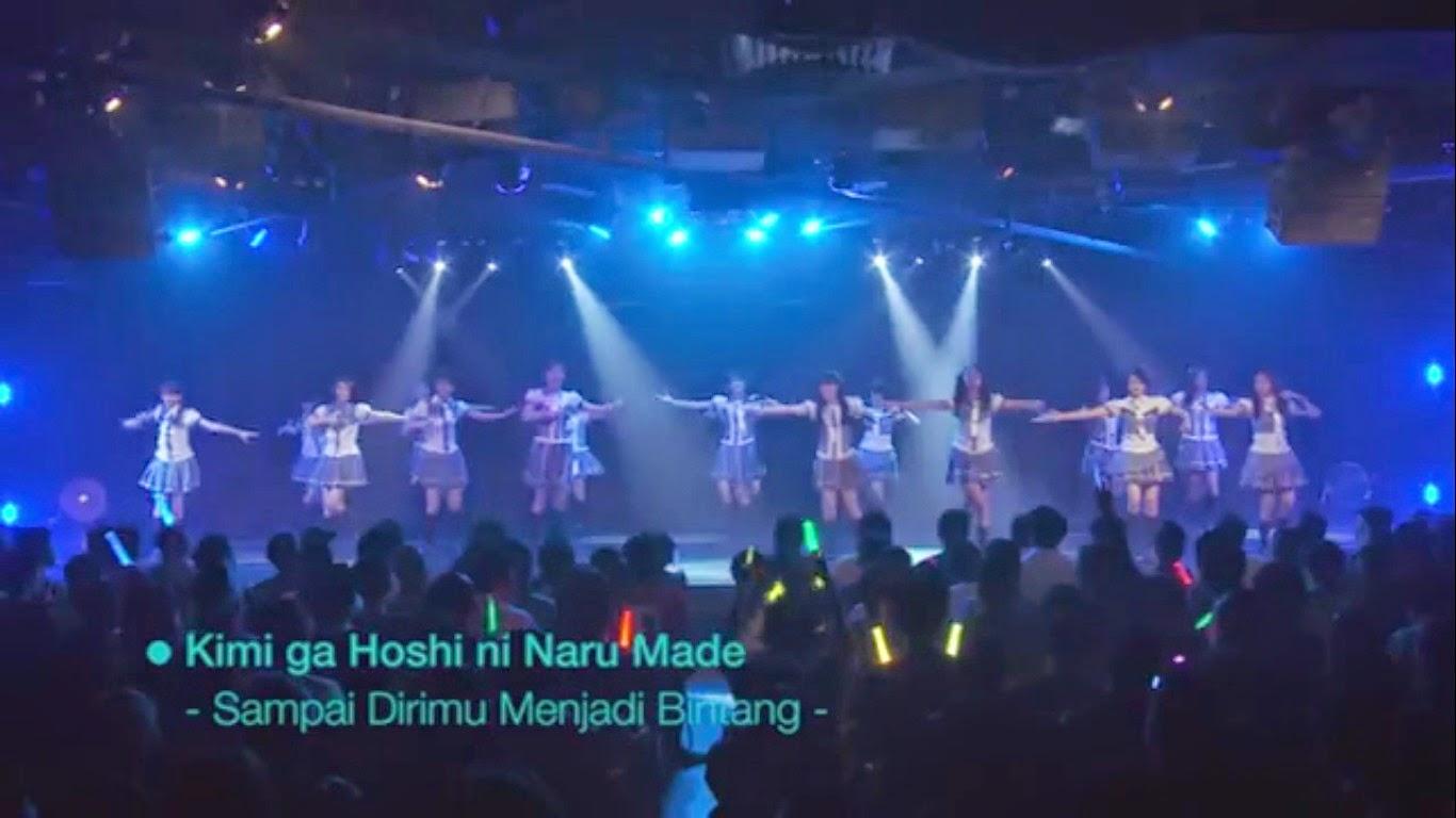 Lirik Lagu JKT48 - Kimi ga Hoshi ni Naru Made (Sampai Dirimu Menjadi Bintang)
