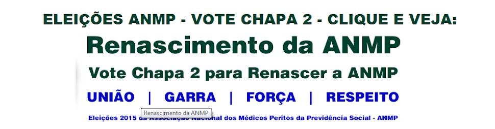 VOTE CHAPA 2