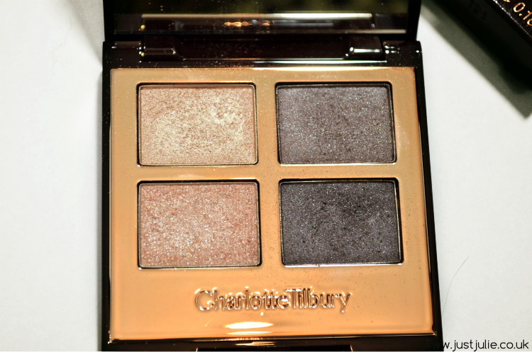Colour-Coded Eyeshadow Palette. 'The Uptown Girl' review