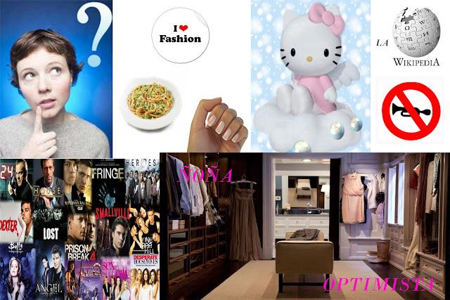 Cosas sobre Trendy in the sky: cocinar, serie-adicta, Hello Kitty, armario vestidor